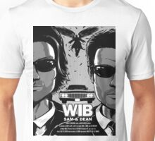 Winchesters in Black Unisex T-Shirt