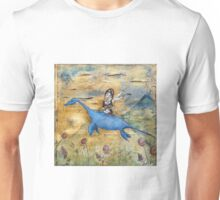 Amelia and Nessie Unisex T-Shirt