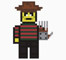 Lego Freddy Kruger by clearspace80