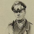 Erwin Rommel (Desert Fox) by Firedrake