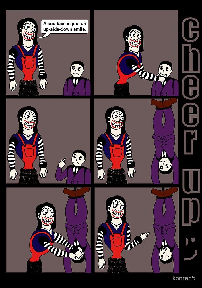 Cheer Up by konrad5