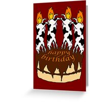 Fire It Up Greeting Card