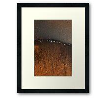 Makuze Beach - Malawi Framed Print