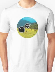 Sheep's Adventure Unisex T-Shirt