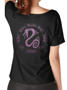 Serpeants Envy Back Women's Relaxed Fit T-Shirt