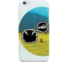Sheep's Adventure iPhone Case/Skin
