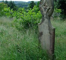 Celtic Gravestone by SusanDaughters