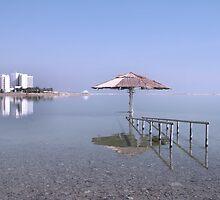 Dead sea 4 by Efi Keren