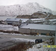 View of Dutch Harbor by Kevin  Warrick