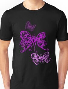 Purple Butterfliez T-Shirt