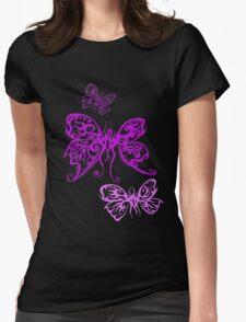Purple Butterfliez T-Shirt