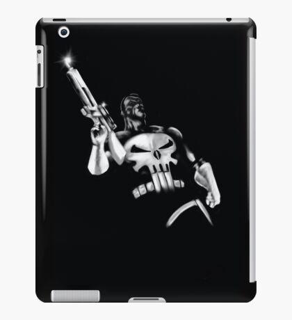 Punisher Black and White iPad Case/Skin