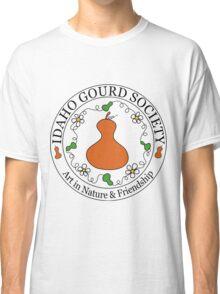 Idaho Gourd Society Logo Classic T-Shirt