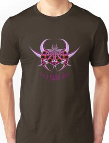 Fractal Insect Unisex T-Shirt
