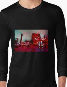 Casino Abstract  Long Sleeve T-Shirt