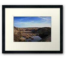 Danebower Quarry Framed Print