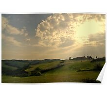 Under a Tuscan sun Poster