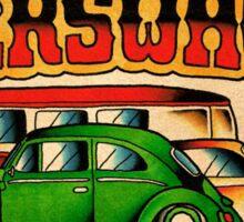 Classic VWs Sticker