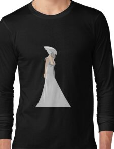 Bloody Mary Ghost Dress Long Sleeve T-Shirt