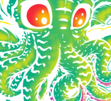Cutethulhu: Neverdies Sticker