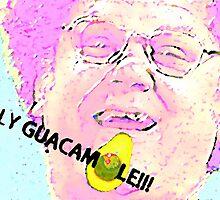 HOLY GUACAMOLE Dr. Steve Brule Design by SmashBam by SmashBam