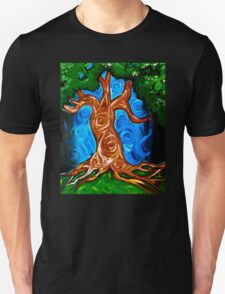 Swirly Tree T-Shirt