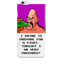 Punch Out - Soda Popinski iPhone Case/Skin