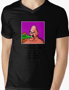Punch Out - Soda Popinski Mens V-Neck T-Shirt