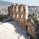 Acropolis Stadium Theater by emele