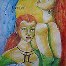 GEMINI by GittiArt