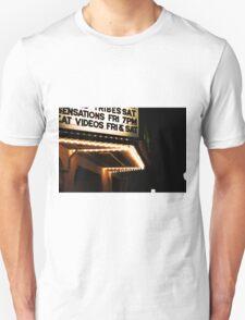 Movie Board Unisex T-Shirt