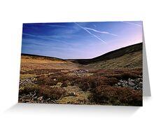 Moor & Sky Greeting Card