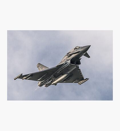 RAF Eurofighter Typhoon Photographic Print