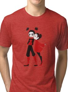 Pucca x Garu Shirt Tri-blend T-Shirt