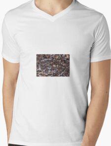 Droplets of Rain Mens V-Neck T-Shirt
