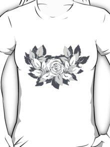 grey rose T-Shirt