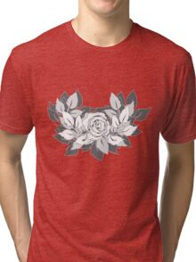 grey rose Tri-blend T-Shirt
