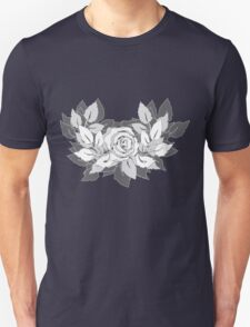 grey rose Unisex T-Shirt