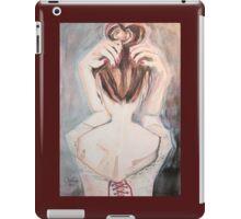 Singing...and Undoing... iPad Case/Skin