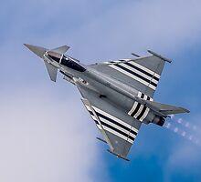 Eurofighter Typhoon ZK308-TPV  by Lee Wilson