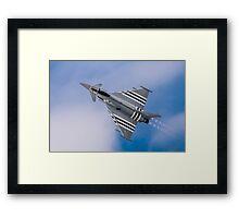 Eurofighter Typhoon ZK308-TPV  Framed Print