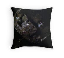 Medieval Crown Throw Pillow