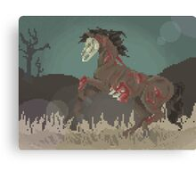 Undead Nightmare Canvas Print