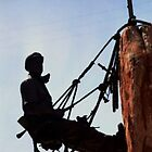 Cable Worker by pwall
