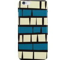 slanted iPhone Case/Skin