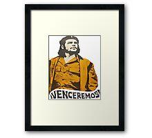 Che Shirt Framed Print