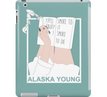 Alaska Young iPad Case/Skin