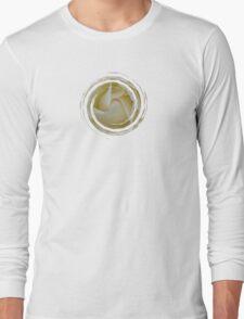 Cream Swirl - JUSTART © Long Sleeve T-Shirt