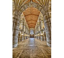 Sterling Library Photographic Print
