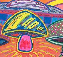 Mushroom Planet by Terry Ryan